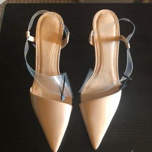 Zara Heels Size 41